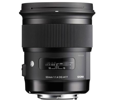 Sigma for Nikon 50mm f/1.4 DG HSM Art (A)