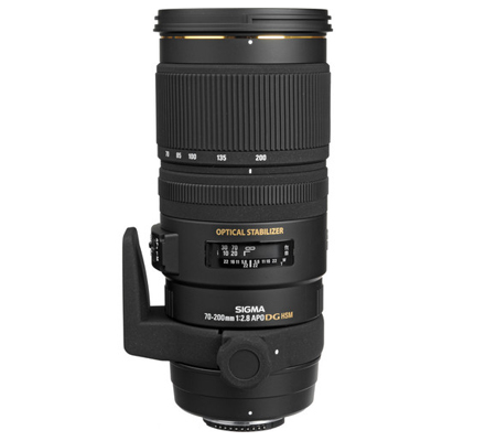 Sigma for Nikon 70-200mm f/2.8 EX APO DG OS HSM