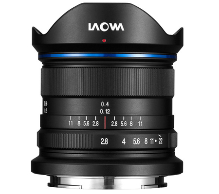 Laowa for Fujifilm 9mm f/2.8 Zero-D Venus Optics