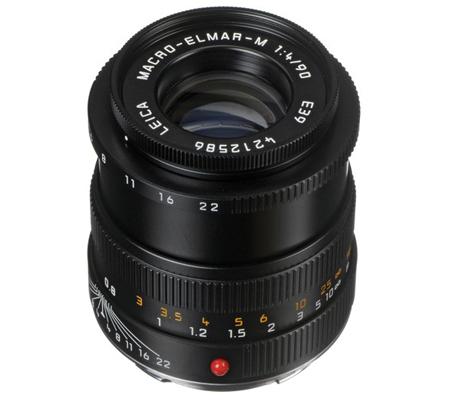 Leica 90mm f/4 Macro-Elmar-M (11670)