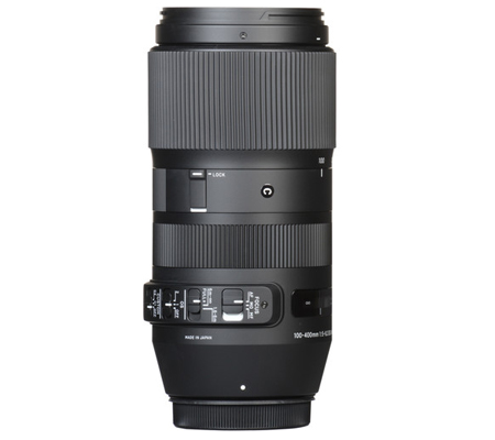 Sigma for Canon 100-400mm f/5-6.3 DG OS HSM Contemporary (C).