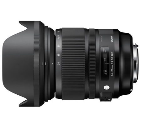 Sigma for Canon 24-105mm F4 DG OS HSM Art (A)