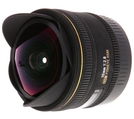 Sigma for Nikon 10mm f/2.8 EX DC Fisheye HSM