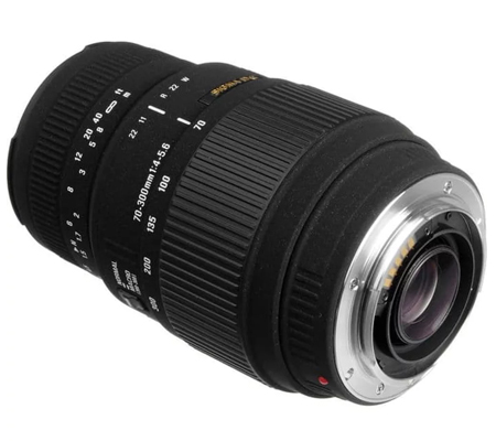 Sigma for Canon 70-300mm f/4-5.6 DG OS