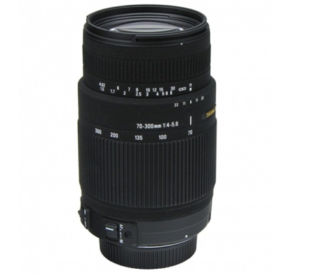 Sigma for Nikon 70-300mm f/4-5.6 DG OS (Built in Motor Drive)