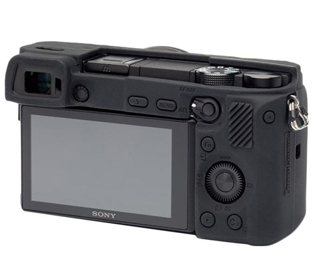 Easy Cover for Sony Alpha A6400/A6300/A6100/A6000 Black
