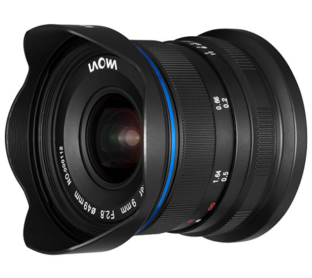 Laowa for Canon EF-M 9mm f/2.8 Zero-D Venus Optics