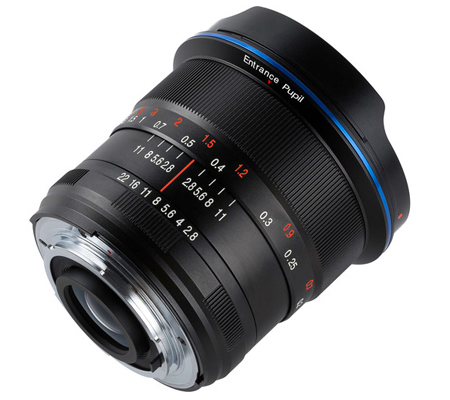 Laowa for Nikon 12mm f/2.8 Zero-D Venus Optics