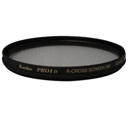 Kenko Pro-1D R-CrossScreen (W) 62mm