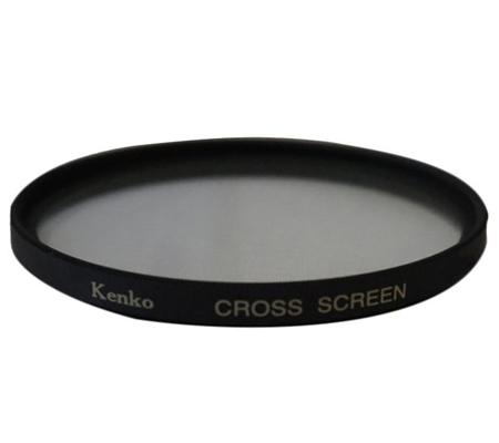 Kenko Cross Screen (4 Point) 62mm