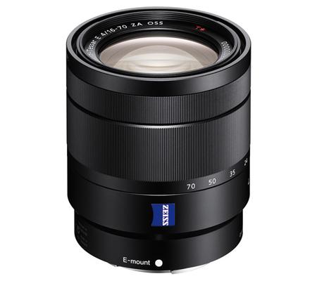 Sony E 16-70mm f/4 ZA OSS Vario-Tessar T*