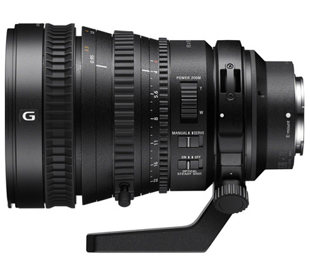 Sony FE 28-135mm f/4 G PZ OSS