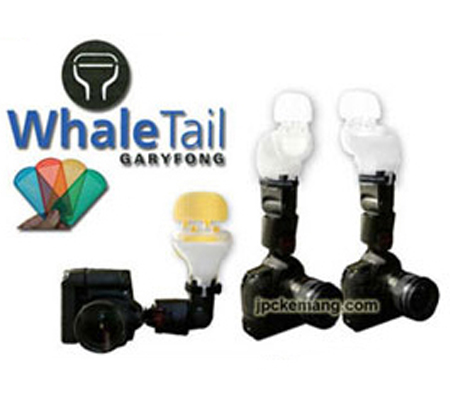 Gary Fong WhaleTail Type WT-R Reporter Complete For Canon