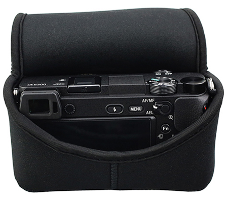 3rd Brand OC-S Series Mirrorless Camera Pouches (OC-S2 BK)