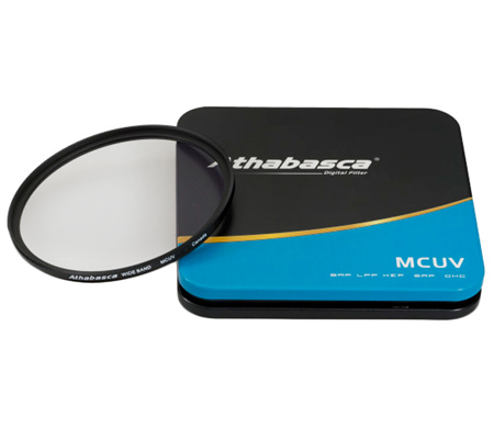 Athabasca MC UV 55mm