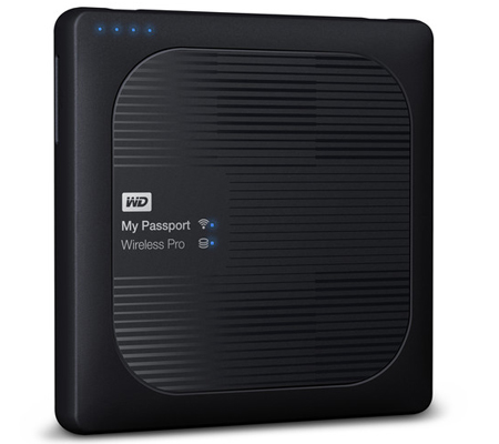 Western Digital Wireless Pro 2TB