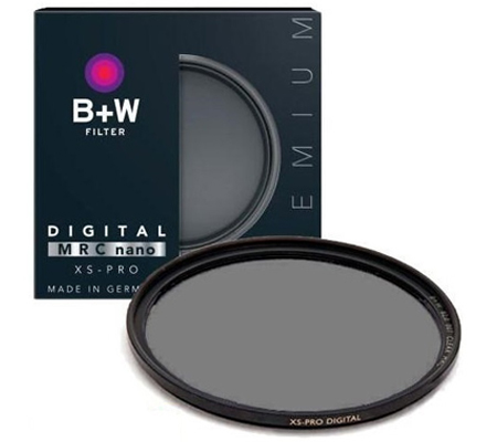 B+W XS-Pro HTC KSM CPL MRC Nano 62mm