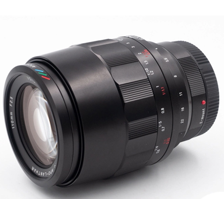 Voigtlander for Sony-E Mount 110mm f/2.5 MACRO APO-LANTHAR