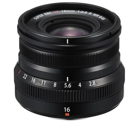 Fujifilm XF 16mm f/2.8 R WR Lens