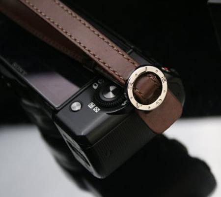 Gariz Wrist Strap XS-WFSN3 Brown