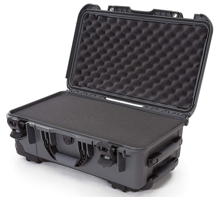 Nanuk Protective 935 Case With Foam Graphite