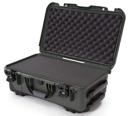 Nanuk Protective 935 Case With Foam Olive