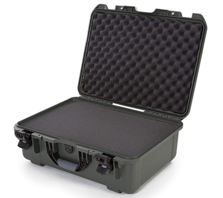 Nanuk 940 Waterproof Hard Case with Foam Insert Olive