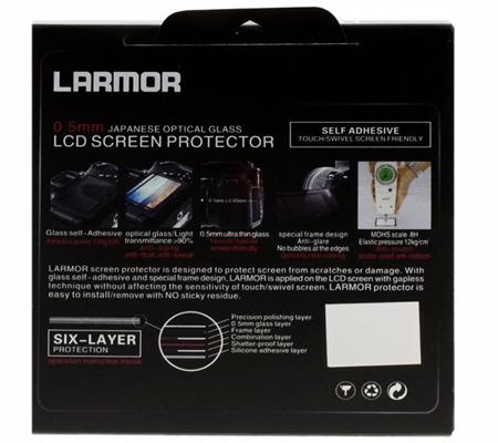 Larmor for Fujifilm X-T3