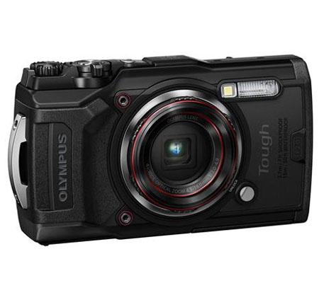 Olympus Tough TG-6 Digital Camera Black