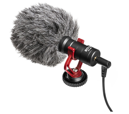 Boya BY MM1 Mini Microphone