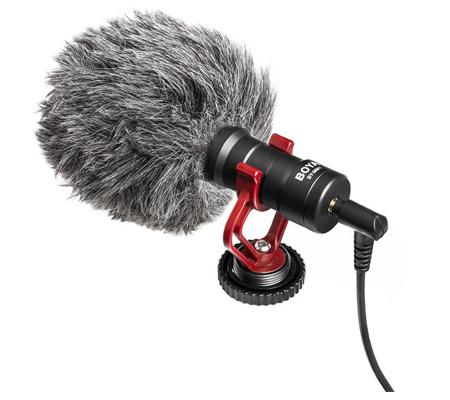Boya BY MM1 Mini Microphone
