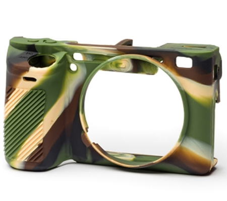 Easy Cover for Sony Alpha A6500 Camouflage