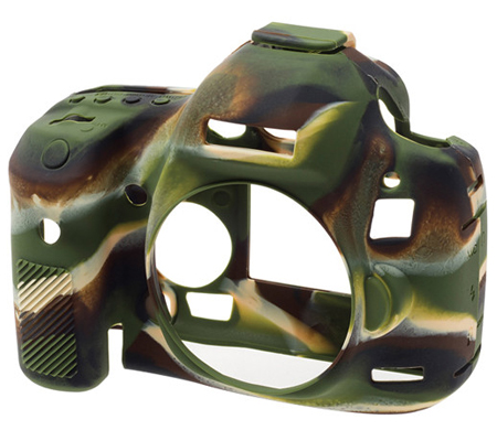 Easy Cover for Canon EOS 5DSR/5DS/5D Mark III Camouflage