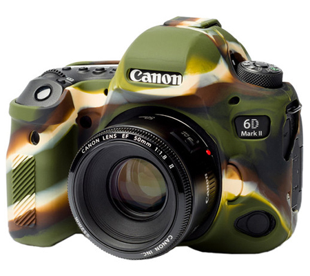 Easy Cover for Canon EOS 6D Mark II Camouflage