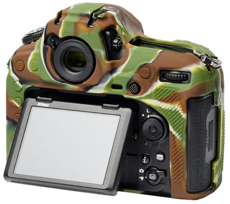 Easy Cover for Nikon D850 Camouflage