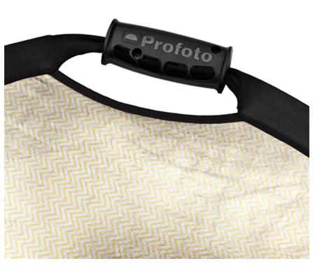 Profoto Collapsible Reflector Translucent Medium.
