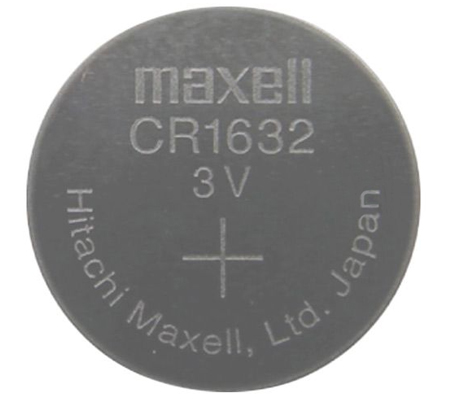Maxell CR1632 3V Lithium Batteries