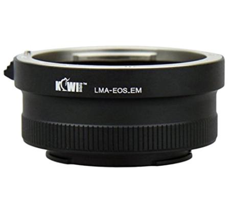 Kiwi Adapter Canon EF/EFS Lens to Sony NEX Camera