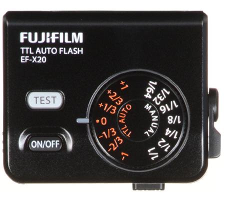 Fujifilm EF-X20 TTL Flash