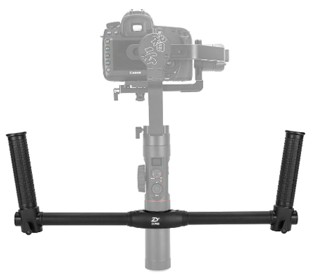 Zhiyun-Tech Dual Handle CRANE-EH002 for Crane 2 / Crane 2s Stabilizer
