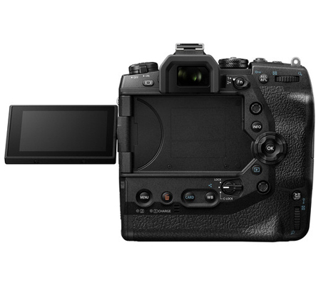 Olympus OM-D E-M1X Mirrorless Digital Camera Body Only.