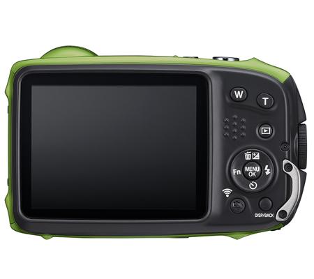 Fujifilm FinePix XP140 Digital Camera Green