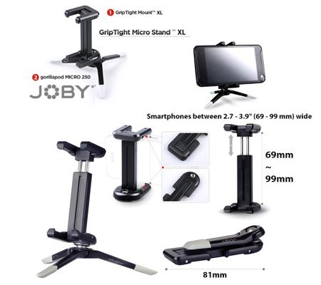 Joby GripTight Micro Stand (XL)