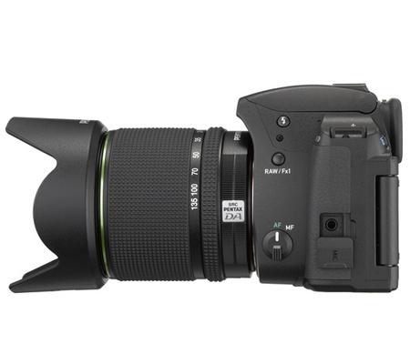 Pentax K-70 Kit 18-135mm DSLR Camera