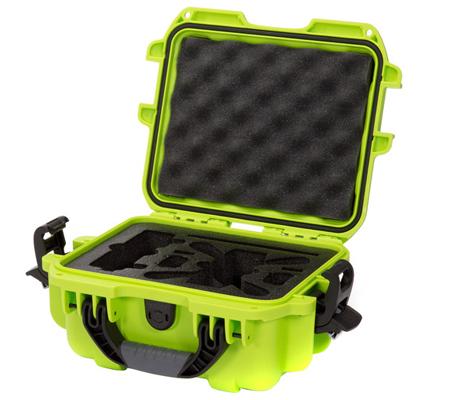 Nanuk 905 - Spark2  Waterproof Hard Case for DJI Spark (Lime)