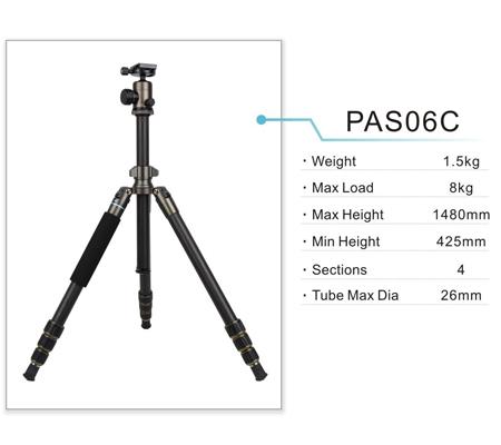 Tripod Perspective PAS06C