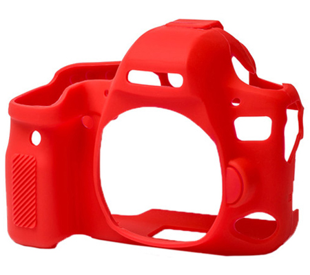 Easy Cover for Canon EOS 6D Mark II Red