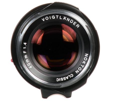Voigtlander Nokton Classic 40mm f/1.4 SC VM Mount