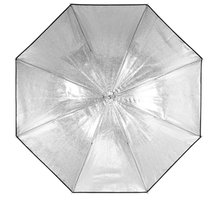 Profoto Umbrella Shallow Silver Medium.