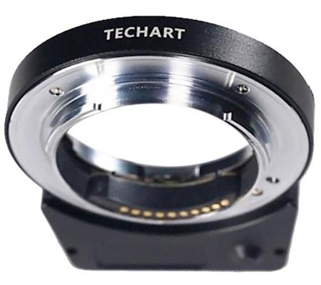 Techart Adapter Leica M Lens to Sony E-Mount Camera